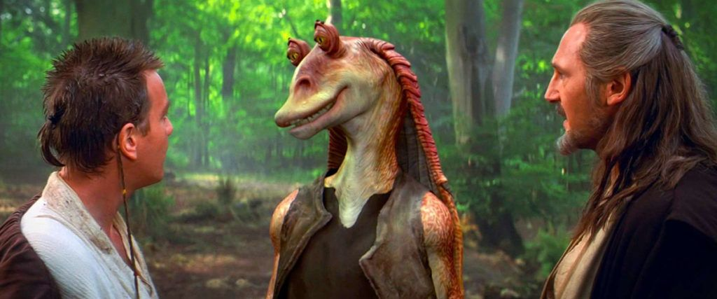 Star Wars: Episode I – The Phantom Menace title image