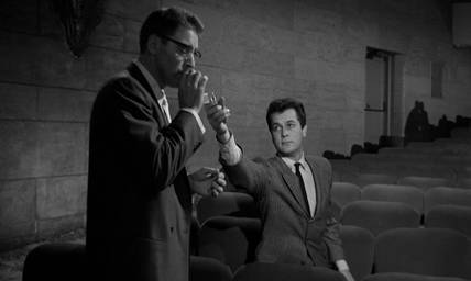 sweet smell of success movie review Sweet smell of success (re-release) movie reviews & metacritic score: a 35mm  print re-release of alexander mackendrick's 1957 film-noir tale of greed and cor.