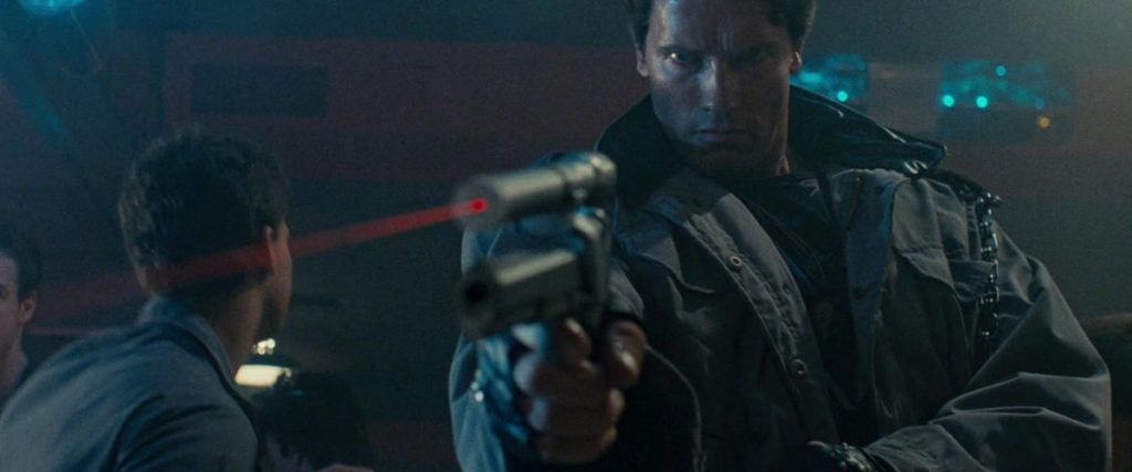 The Terminator title image
