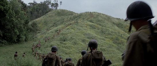 a historic movie the thin red line essay Yet the thin red line throws this, and so many other elements of  though the  history of the war film is as old as the history of cinema, the.