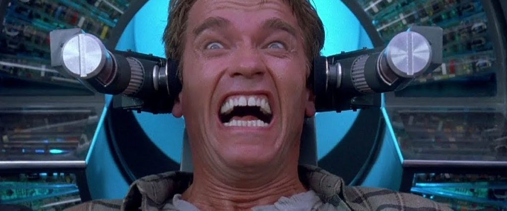 Total Recall title image