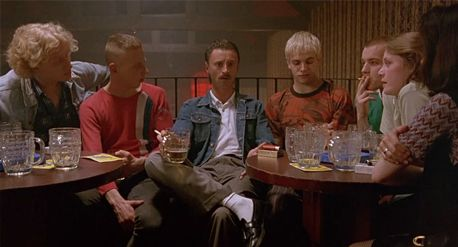trainspotting deep focus review movie reviews critical renton first appears sprinting away from a botched robbery followed by spud ewen bremner the only other sympathetic character in their clan