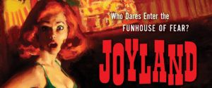 """Joyland"" by Stephen King title image"
