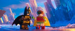 The LEGO Batman Movie title image