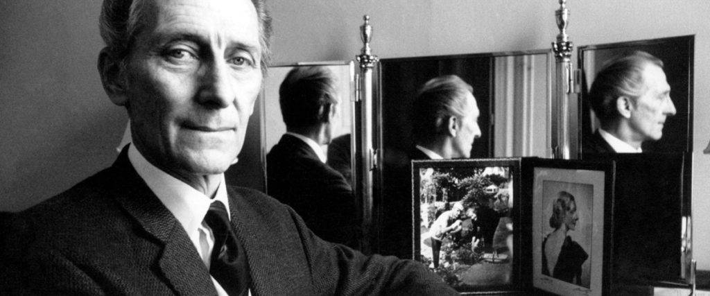 Peter Cushing: A Life in Film title image