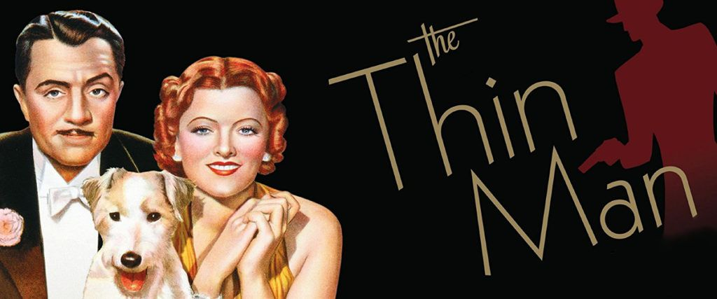 The Thin Man Series title image