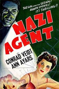 nazi-agent-poster