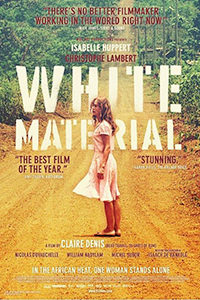 white-material-poster