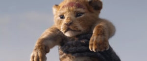 The Lion King title image