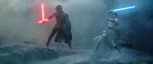 Star Wars: Episode IX – The Rise of Skywalker title image