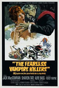 The Fearless Vampire Killers, or Pardon Me, But Your Teeth Are in My Neck poster