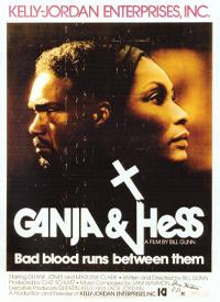 Ganja & Hess poster