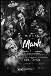 Mank poster