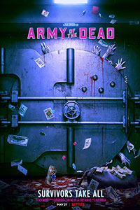 Army of the Dead poster