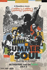 Summer of Soul (…or, When the Revolution Could Not Be Televised) poster